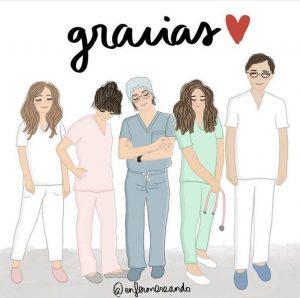 Gracias sanitarios